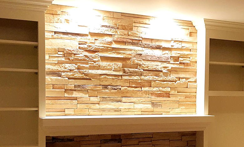J & M Contractors Services — Fireplaces / Mantels