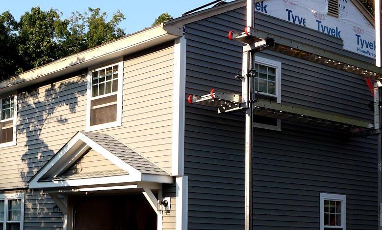 J & M Contractors Services — Siding