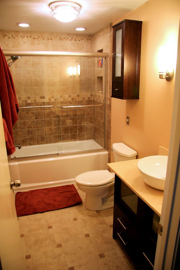 Newington Connecticut — Bathroom Renovation