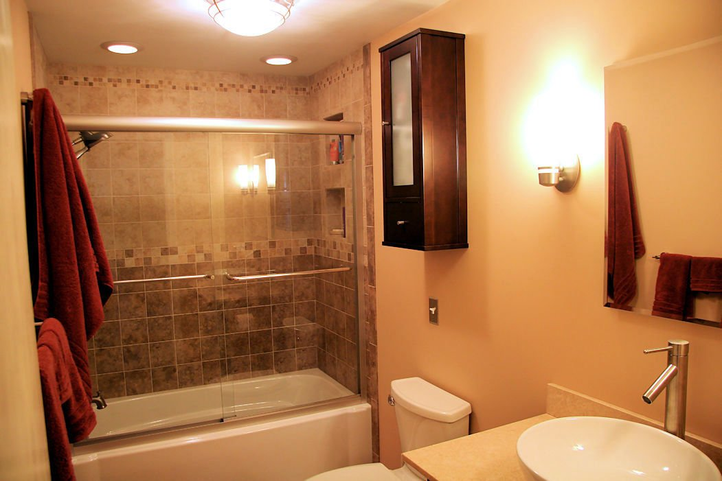 Rocky Hill Connecticut — Bathroom Renovation