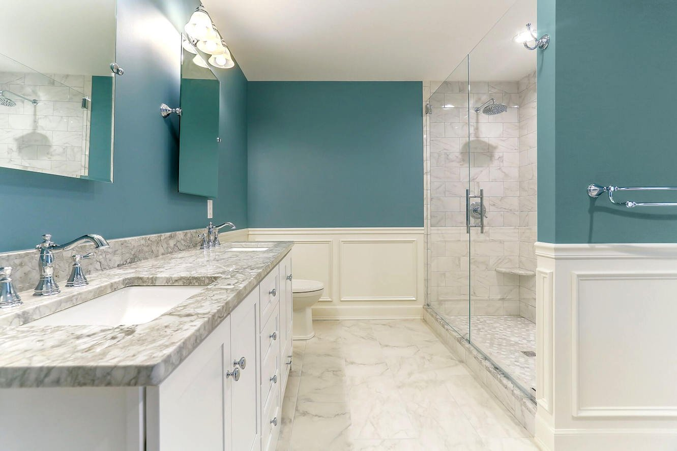 East Hartford Connecticut — Bathroom Renovation