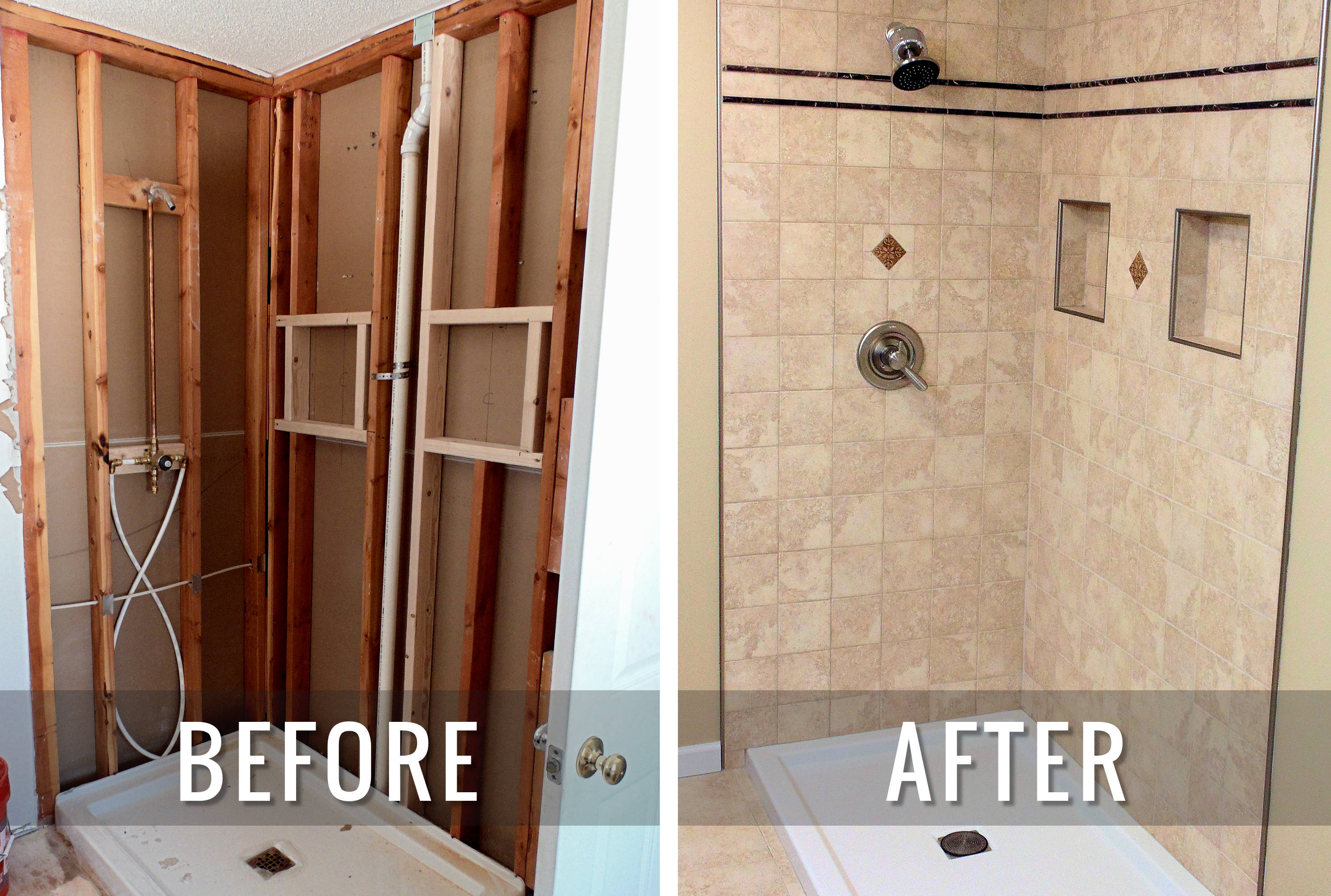 Hartford Connecticut Home Improvement Company — Bathroom Renovation