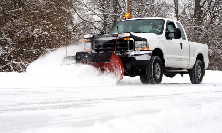 J & M Contractors Services — Snow Removal