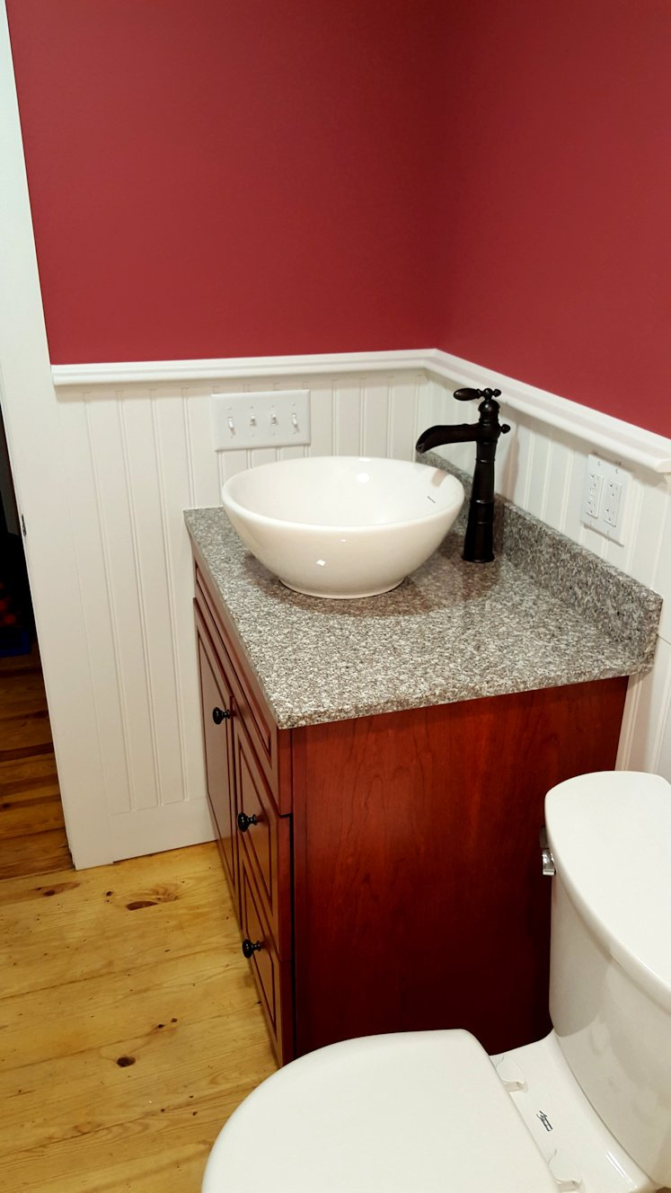 South Windsor Connecticut — Bathroom Renovation