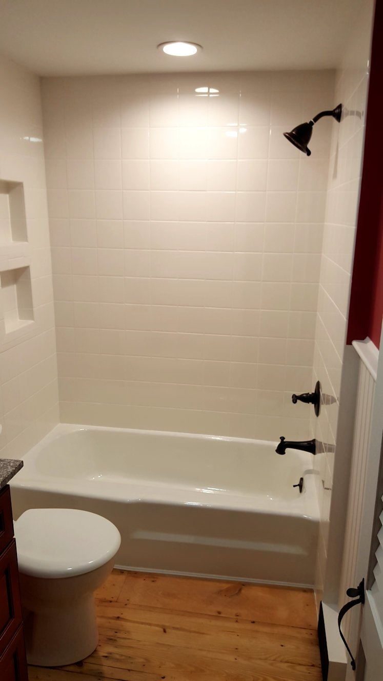 Southington Connecticut — Bathroom Renovation