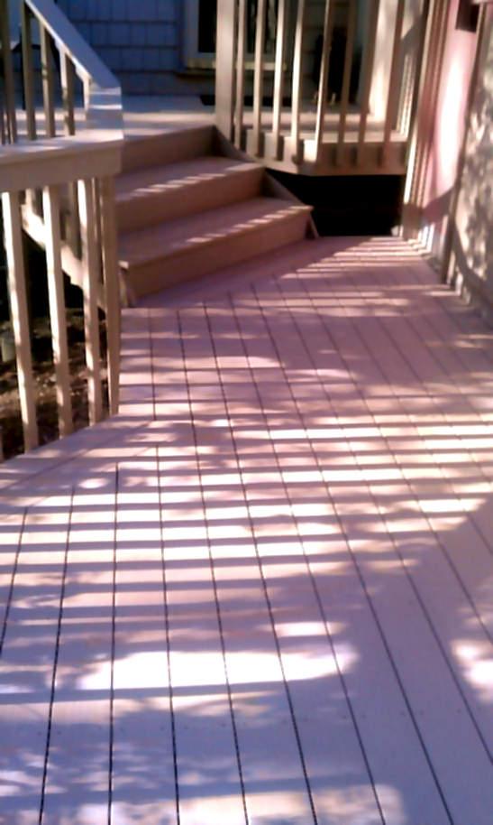 Deck Installation Tolland CT