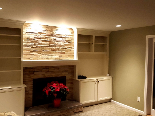 Mantel Design Hartford