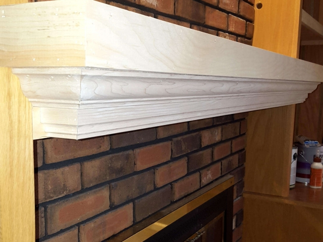 Custom Mantel Connecticut