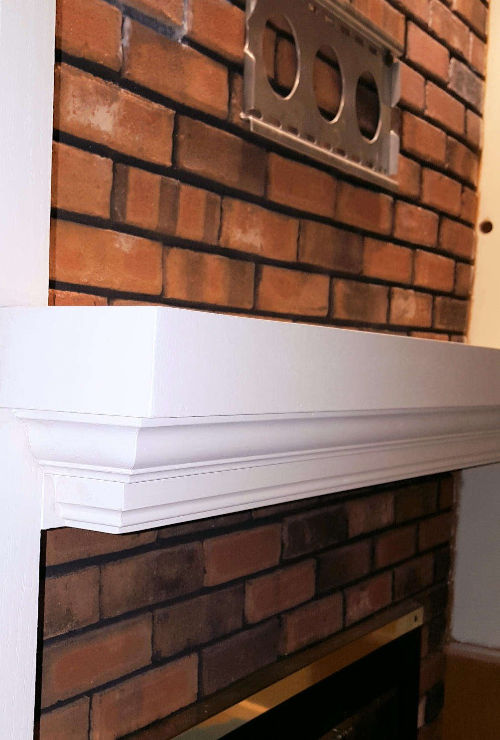Wood Mantel Repair Hartford