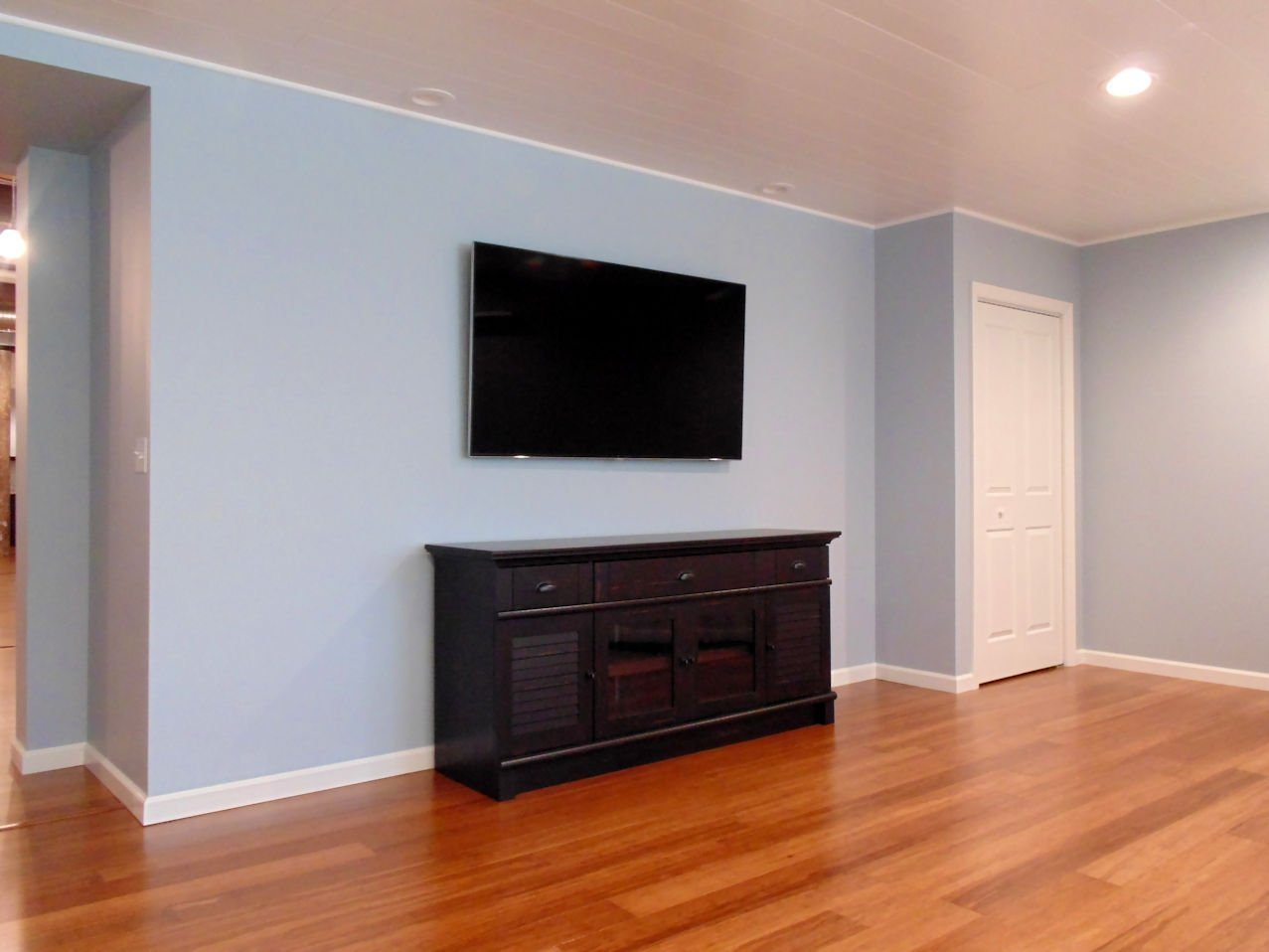 Beautiful painting makeover by J & M Contractors