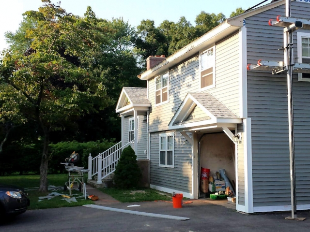 Home Siding Installer Connecticut