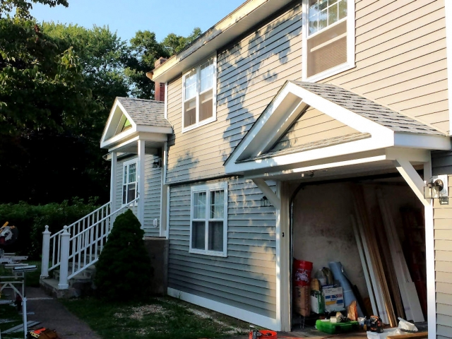 Residential Siding Hartford
