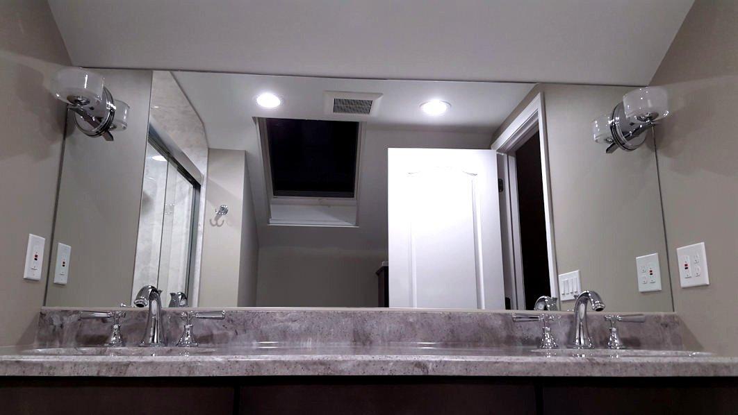 Connecticut Bathroom Makeover — Hartford based J & M Contractors