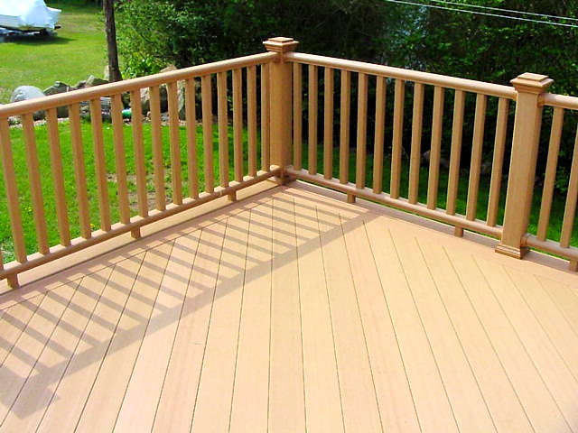 Composite Deck Installation Hartford County