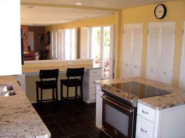 Custom Kitchen Bloomfield CT