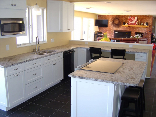 Kitchen Makeover Tolland County Connecticut