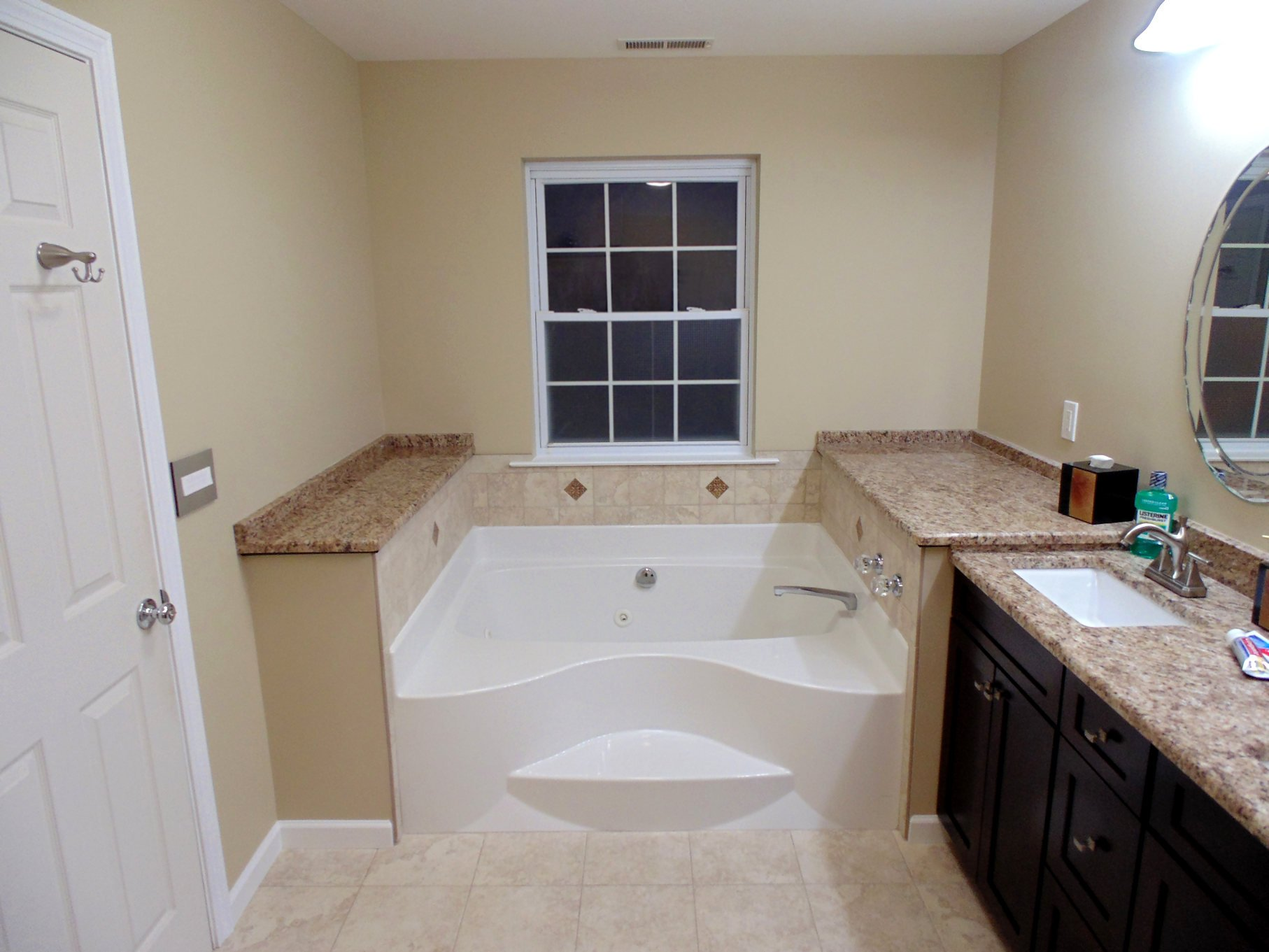 Farmington Connecticut — Bathroom Renovation