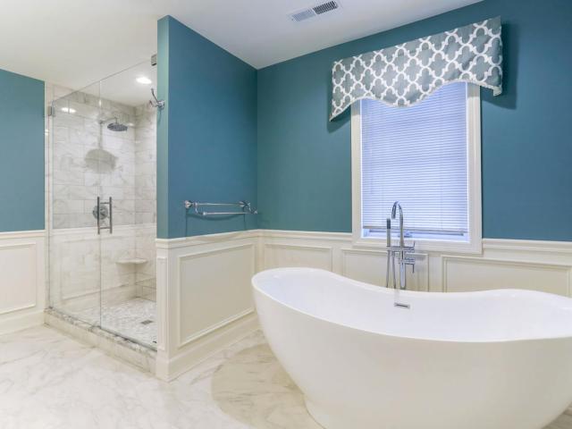 Glastonbury Connecticut Contractor — Bathroom Renovation