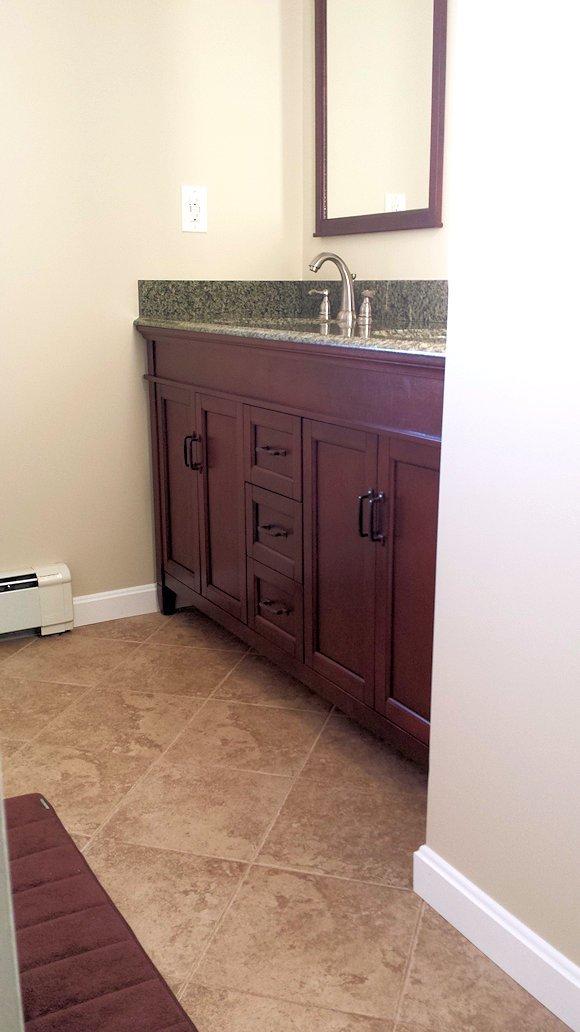 Berlin Connecticut — Bathroom Renovation