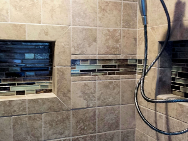 Custom Shower Tile Installation Hartford