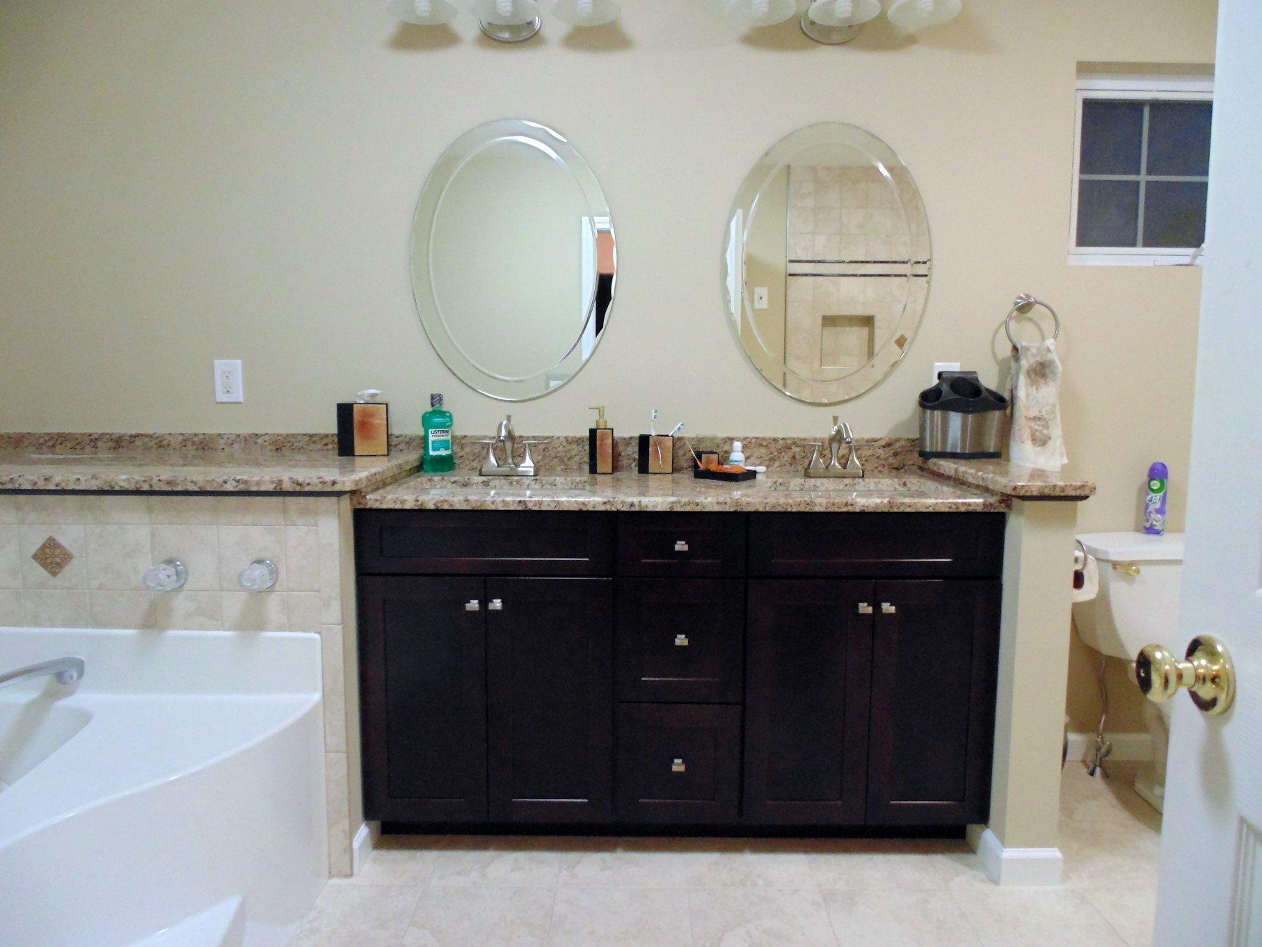 Canton Connecticut — Bathroom Renovation