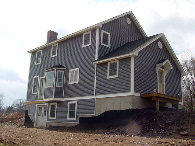 Exterior House Siding Installation Hartford