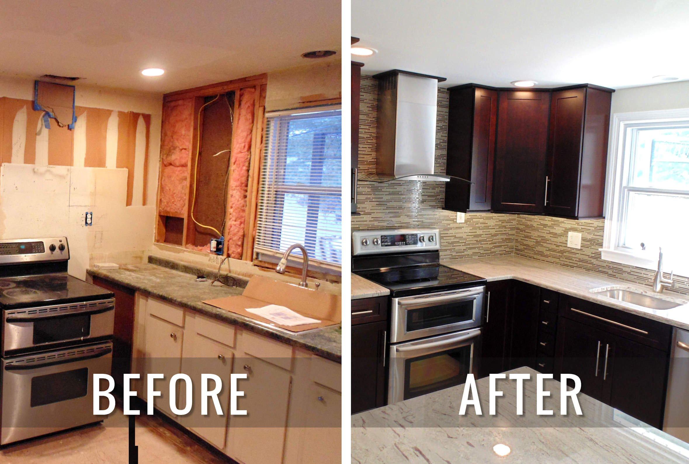 J & M Contractors — Kitchen Redesign Hartford